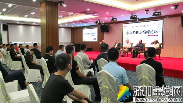 呈现中医药文化魅力 福海非遗优秀传统文化节开幕_深圳宝安网