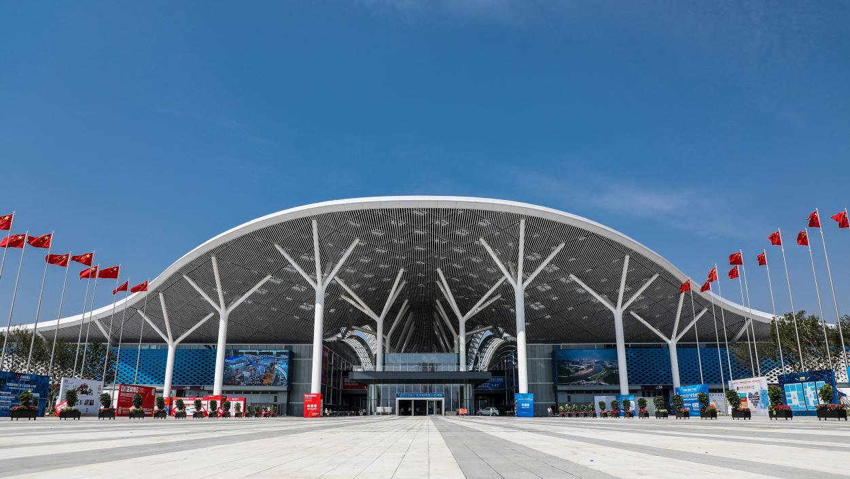 先睹为快!全球最大的展馆——深圳国际会展中心要开馆了!