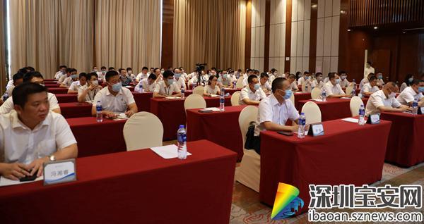 宝安区司法局与土地规划监察局联合举办规划土地监察执法业务培训
